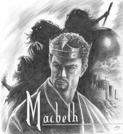 macbeth dagger drawing - photo #44